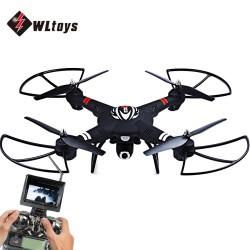 Dronas WLtoys Q303 - A | Dronas su giroskopu ir FPV kamera