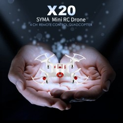 Dronas Syma X20 POCKET