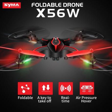 Dronas Syma X56W su WiFI kamera