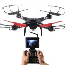 Dronas WLtoys Q222 | Dronas su FPV kamera