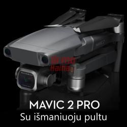 Dronas Mavic 2 Pro su Išmaniuoju valdymo pultu