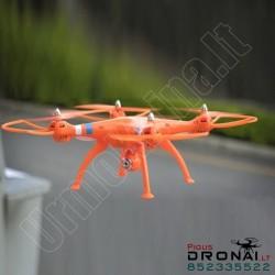 Dronas Syma X8W su WiFi kamera